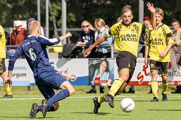 Ruime overwinning ONT op SC Kootstertille