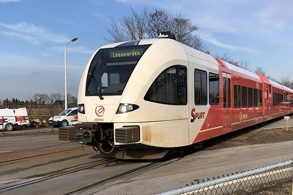 Dit weekeinde: geen treinen Leeuwarden-Buitenpost
