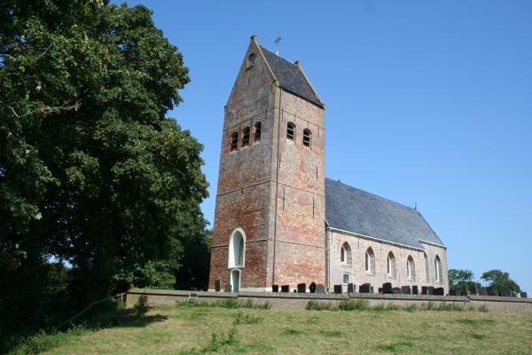 Alde Fryske Tsjerken neemt kerk van Wânswert over