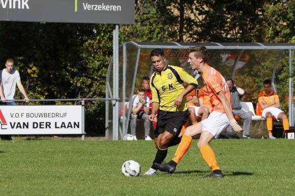 VV Kollum debuteert met driepunter tegen SV Marum