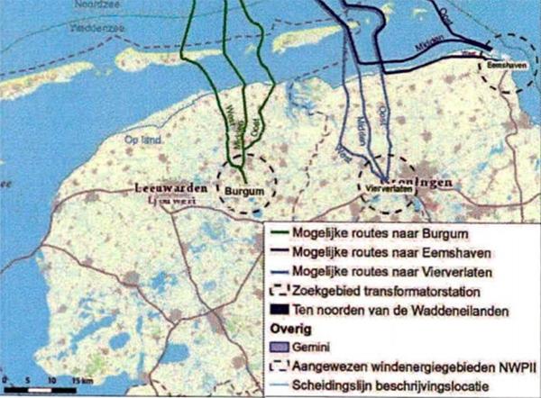 Info-bijeenkomst over aanleg kabels in regio