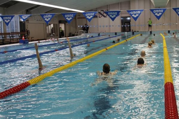 Herfstvakantie in het teken van Zwem4daagse