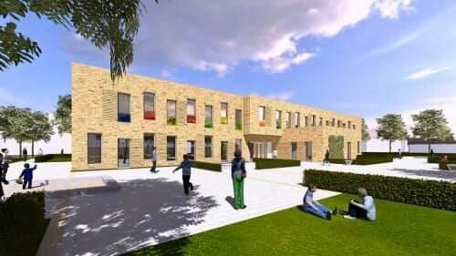 Kindcentrum: twee extra lokalen voor 435.812 euro