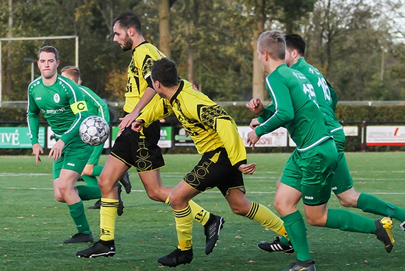 ONT verspeelt punt tegen FC Grootegast