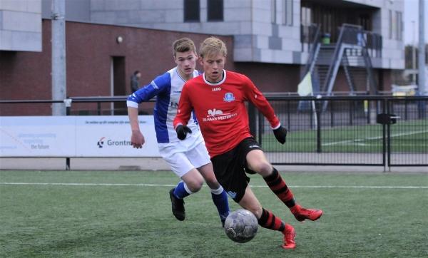 VV Buitenpost verslaat Blauw Wit in de beker