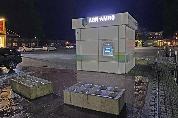 470 geldautomaten van ABN Amro gesloten