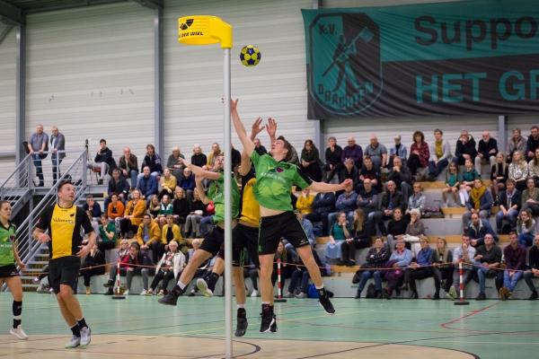 KV Drachten wint van D.O.S. Kampen