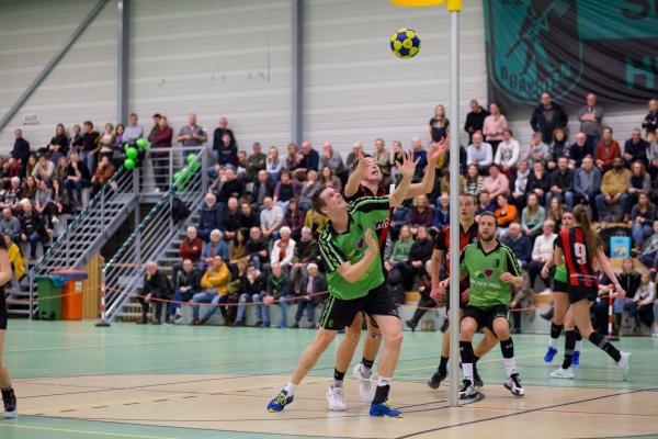 KV Drachten wint van KV Mid-Fryslân