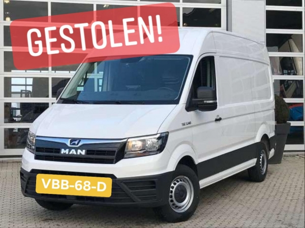 Bus gestolen in Dokkum