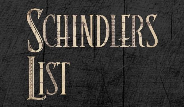 Première Schindlers List uitverkocht