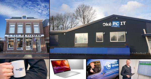 Een update van Oké-PC IT uit Burgum / Dokkum