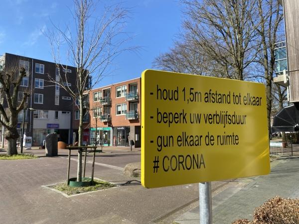 Waarschuwing GGD: Ook in Fryslân oppassen geblazen