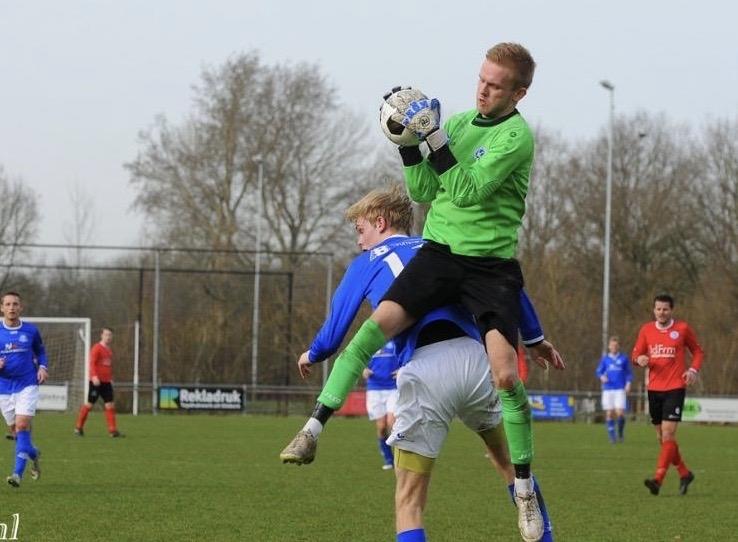 Niels Kuperus nieuwe doelman Be Quick Dokkum