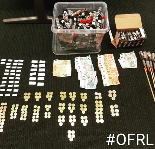 Drugsdealer opgepakt in Drachten