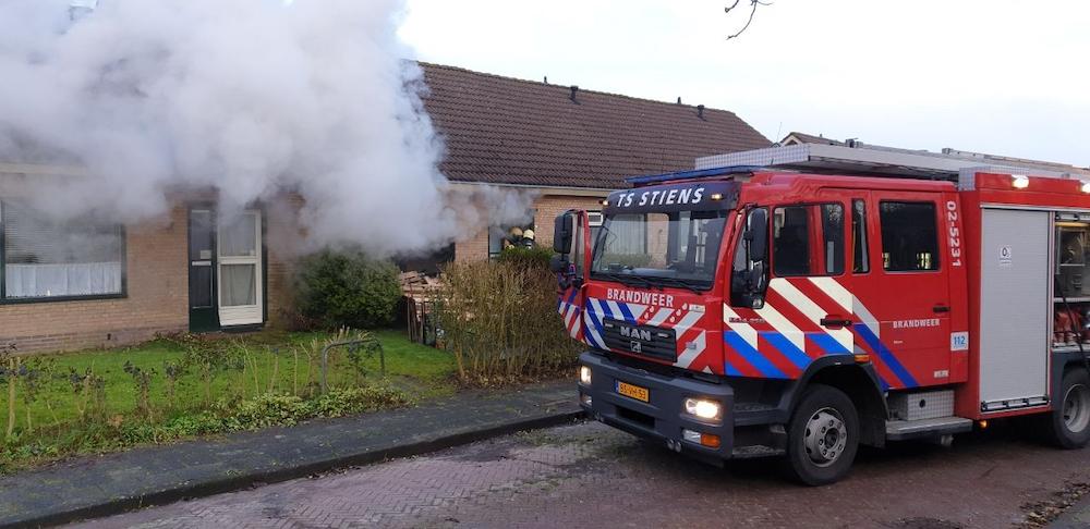 Brandstichter: brandweer bluste te langzaam