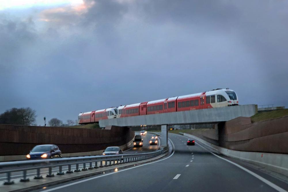Volgende week: geen treinen Leeuwarden-Buitenpost