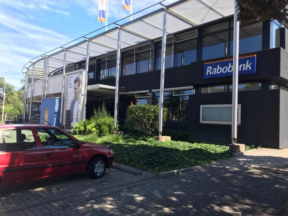 Rabobank in Burgum nog steeds niet coronaproof