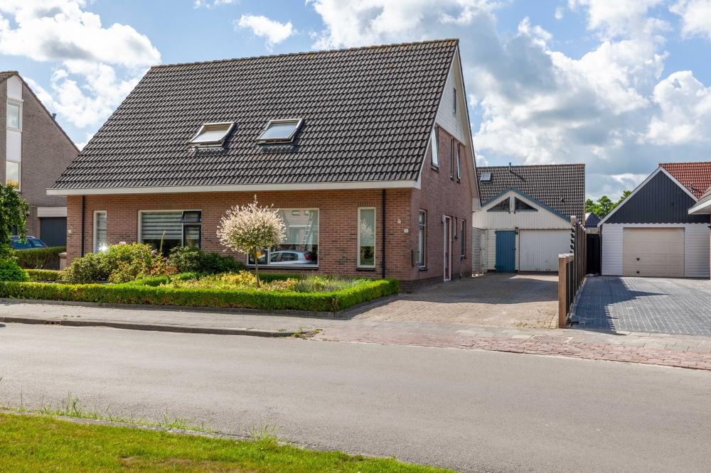 Huis van de maand: Eisingarak 16 te Surhuisterveen