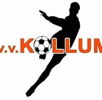 Speler VV Kollum met corona, wedstrijd gestaakt
