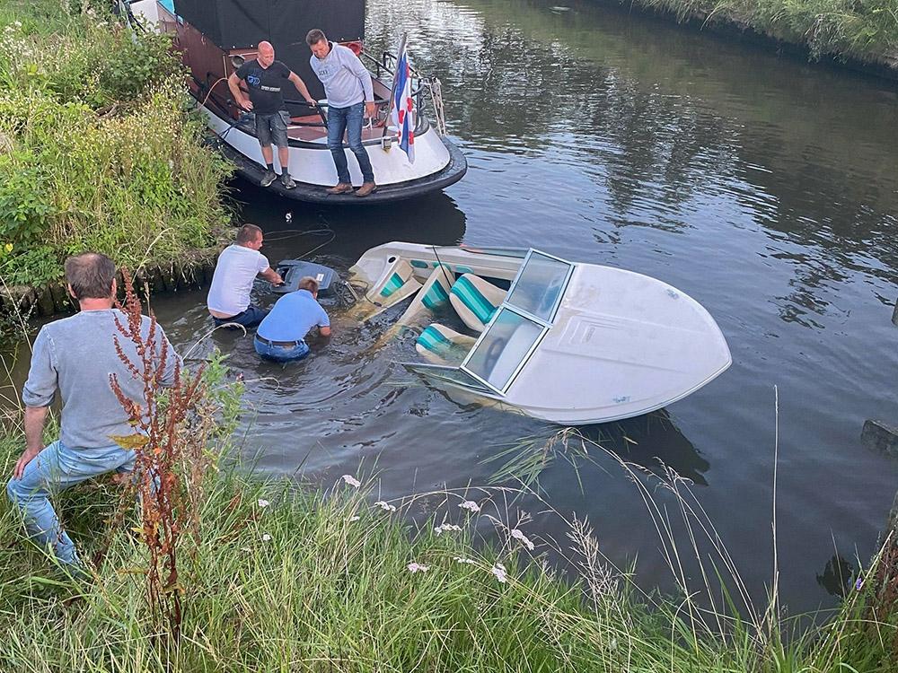 Veroorzaker speedboot-ongeval is gevonden