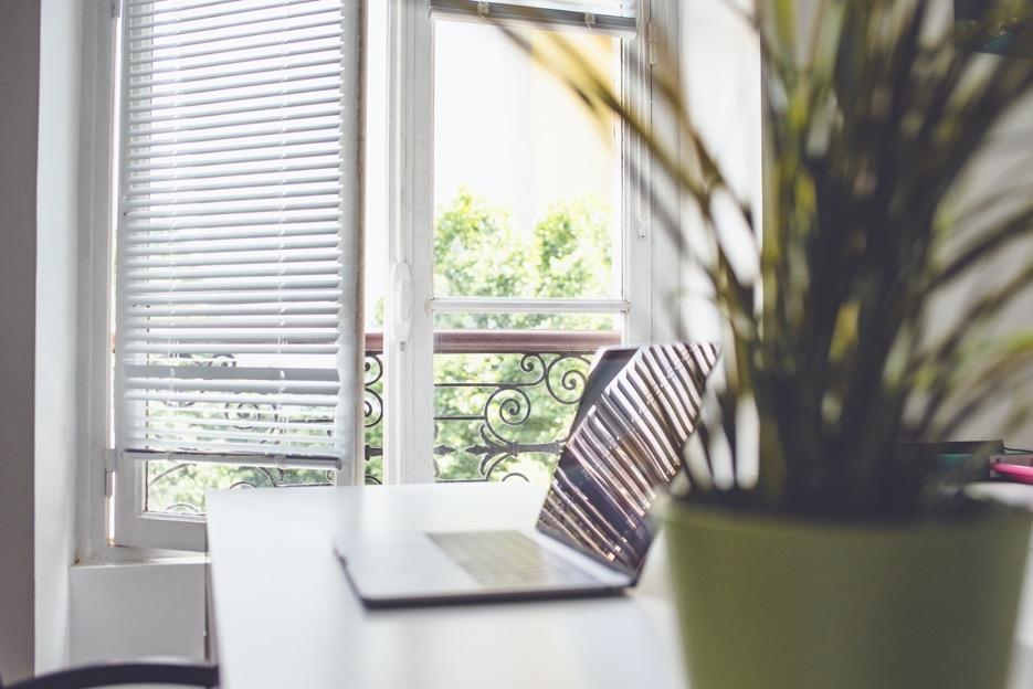Tips: thuiswerken op warme dagen