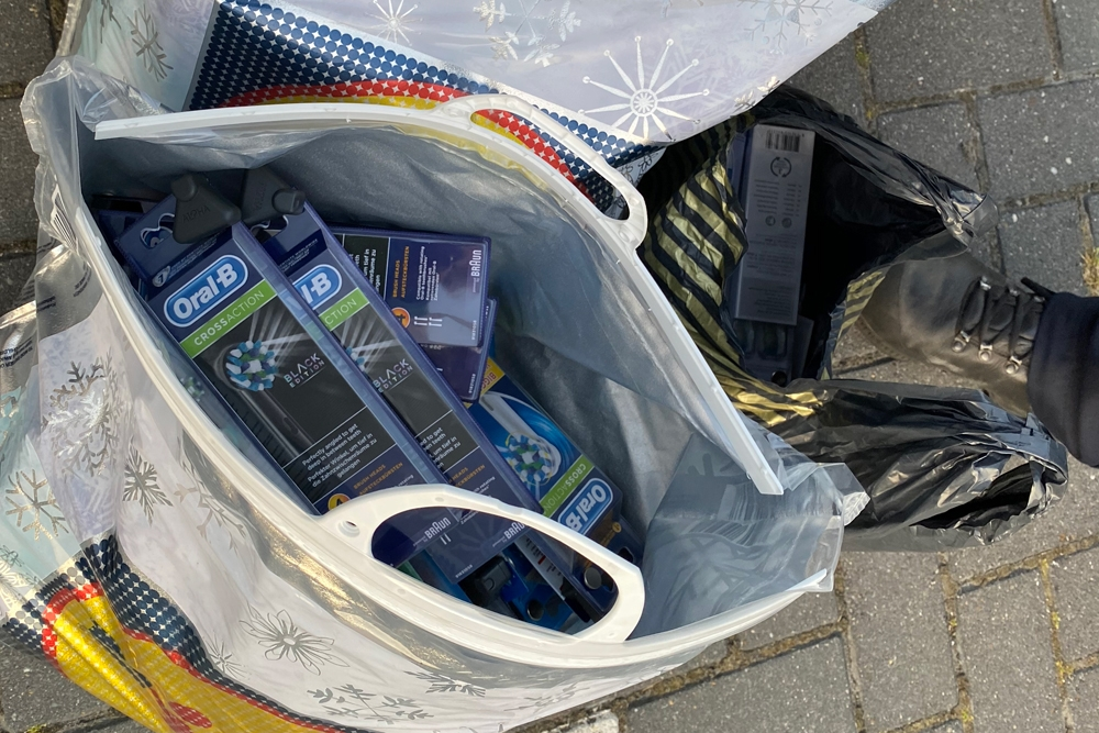 Poolse winkeldieven gepakt in Burgum