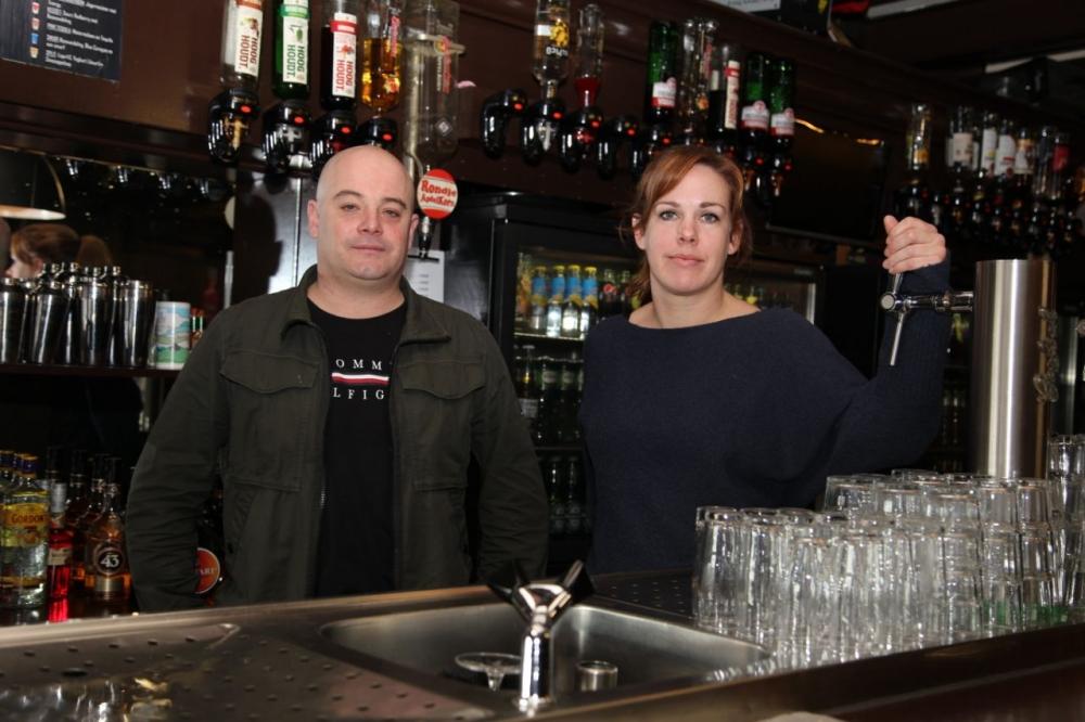 Café sluit deuren, niet meer rendabel door corona