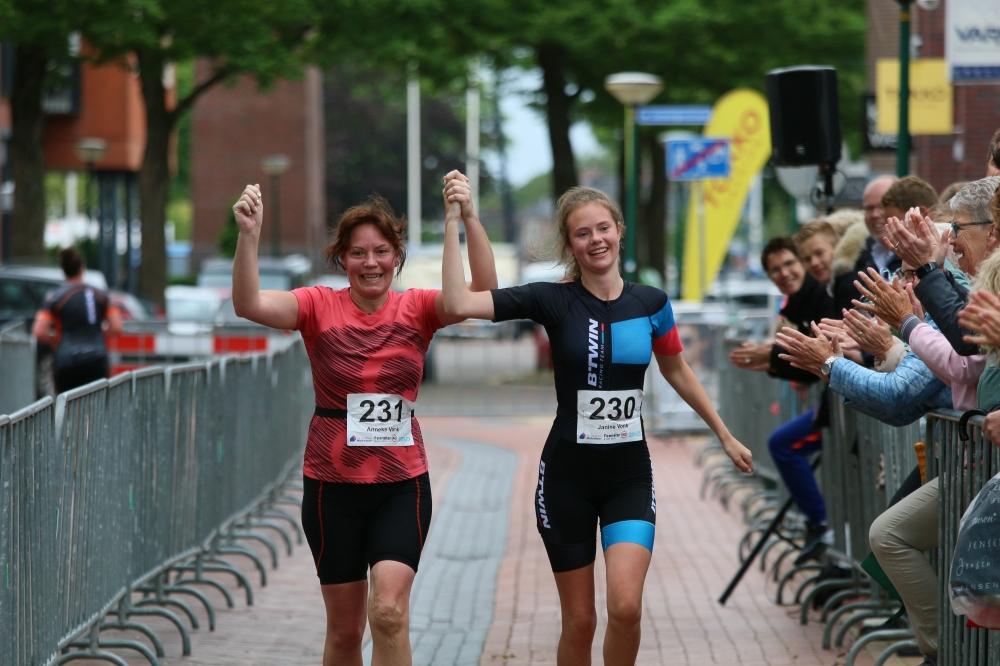 230 deelnemers voor triathlon Feanster 40