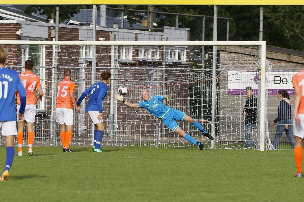 VV Kollum wint laatste bekerwedstrijd in poulefase