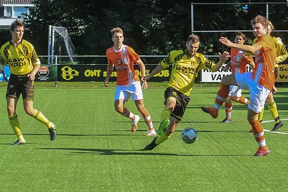 Boeiend duel ONT - SC Berlikum eindigt in 1-1