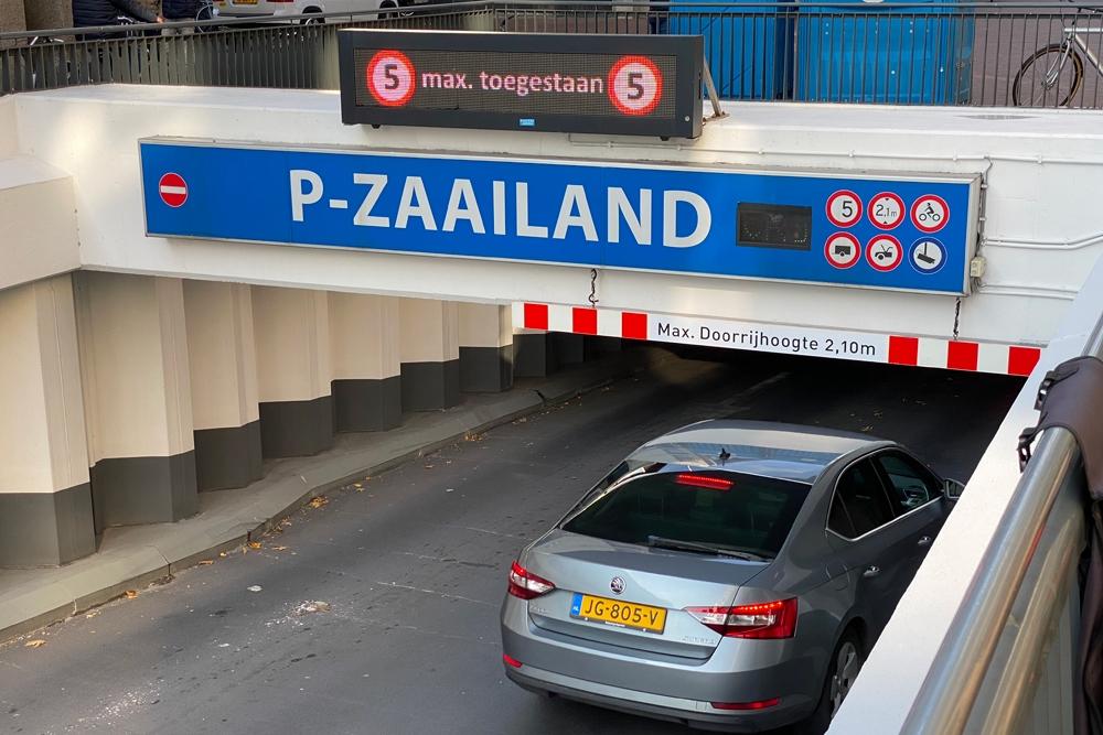 Gratis parkeren in Leeuwarder binnenstad