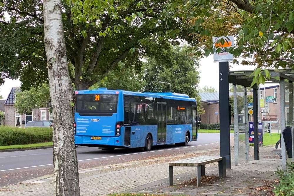 Corona: Arriva gaat met minder bussen rijden