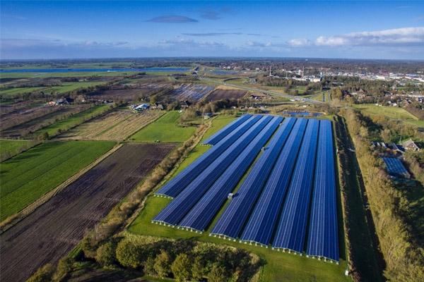 VVD en PvdB: geen zonneparken in Tytsjerksteradiel