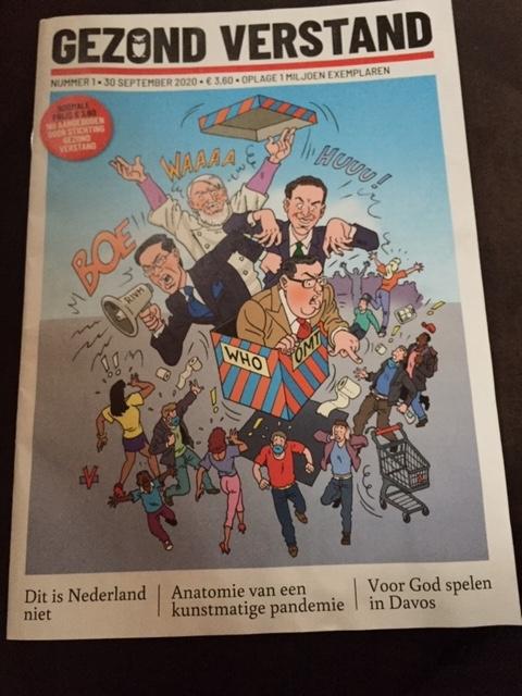 Krant met desinformatie ook verspreid in de Wâlden