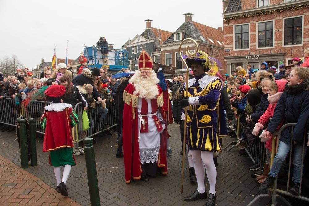 Intocht Sinterklaas in Dokkum gaat niet door